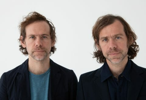 Bryce et Aaron Dessner (The National)