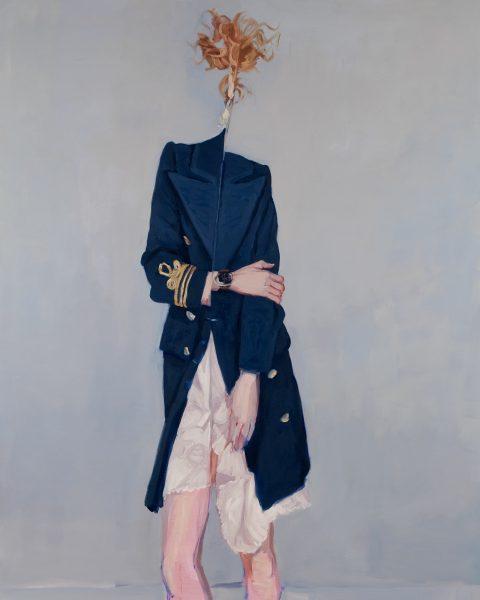 Janet Werner, <i>Folding Woman</i>, 2009