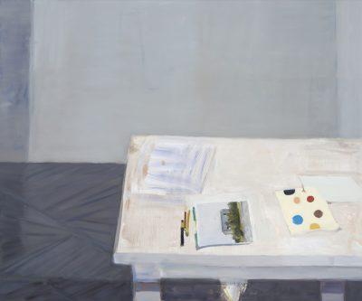 Janet Werner, Studio (Miro), 2017