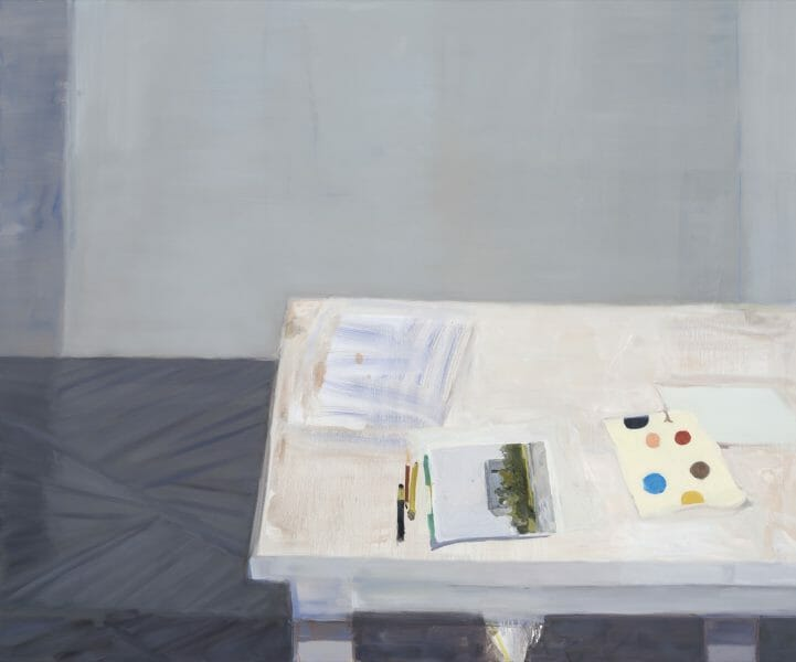 Janet Werner, <i>Studio (Miro)</i>, 2017
