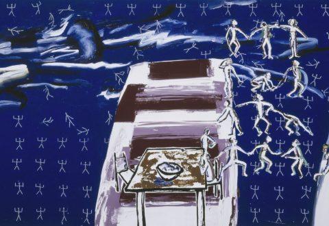 Carol Wainio, Plural Possibilities, 1982