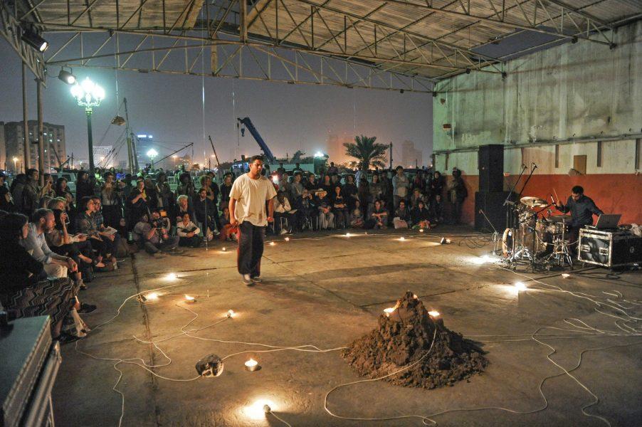Uriel Barthélémi and Entissar Al Hamdany, Souls' Landscapes, 2015.