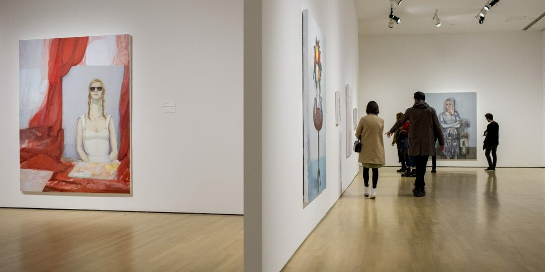 Last chance to see the current exhibitions at the MAC during the holidays!