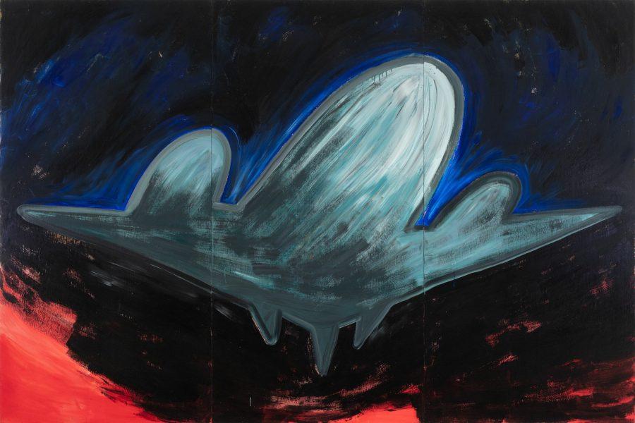 Wanda Koop, Airplane, 1983