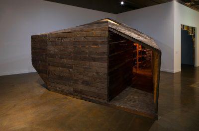 Edgar Arceneaux, Library of Black Lies, 2016