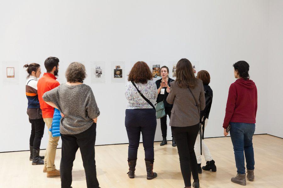 Une visite interprétée en langue des signes québécoises (LSQ)