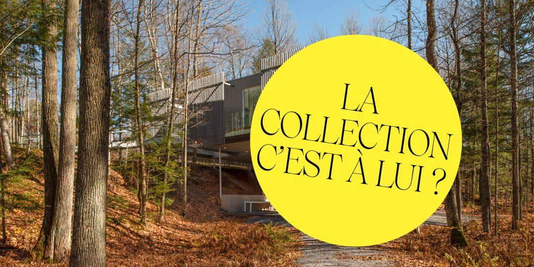 Chez les collectionneurs Bernard Landriault et Michel Paradis