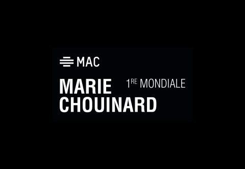 1re mondiale – JARDIN DE SCULPTURES ÉPHÈMERES de Marie Chouinard