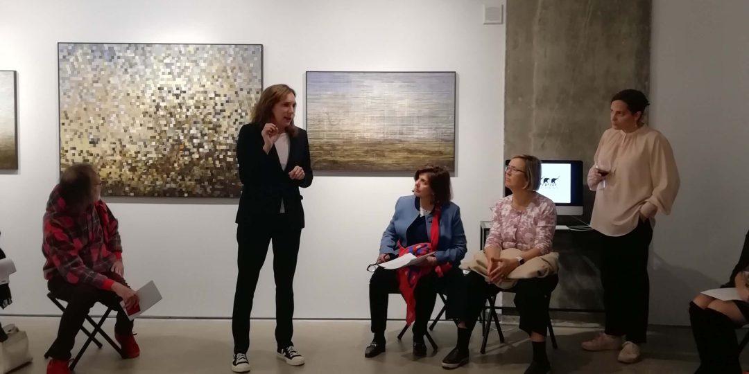Rencontre SéminArts à la galerie ELLEPHANT le 9 septembre 2019