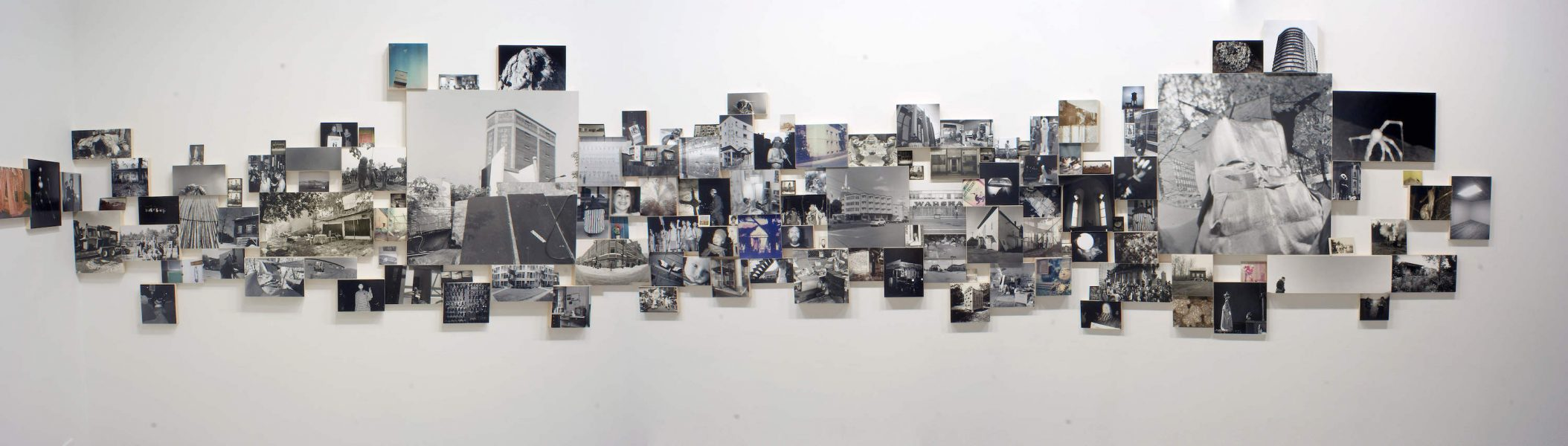 Yan Giguère, <i>Visites libres</i>, 2009-2013