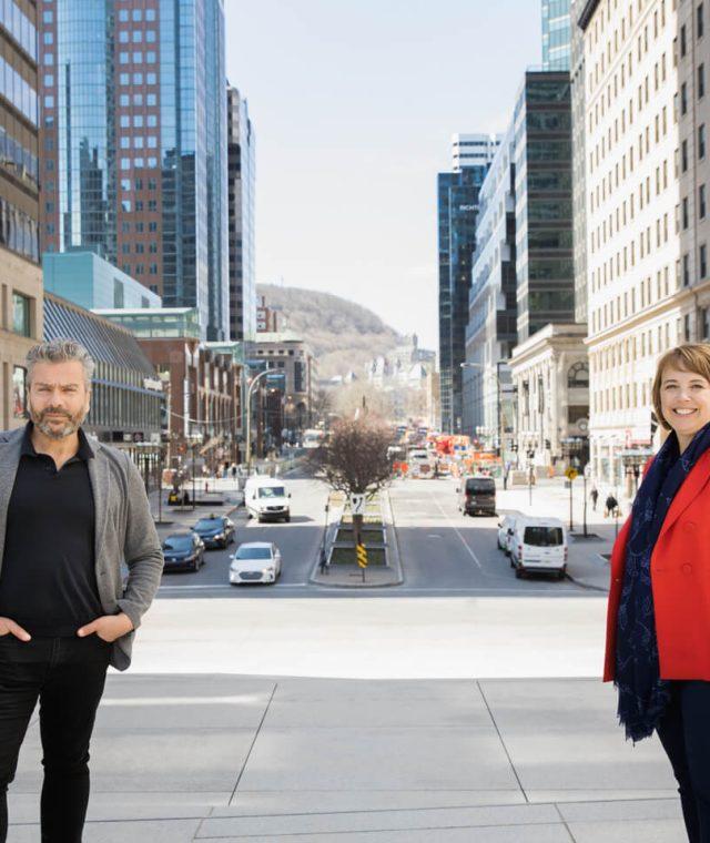 Le Musée d'art contemporain de Montréal s'installera à PlaceVilleMarie durant les travaux de transformation du MAC