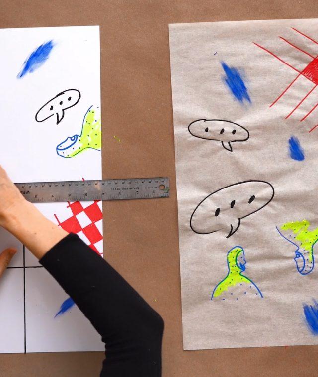 Atelier de création en ligne : Rendez-vous avec Trevor Baird