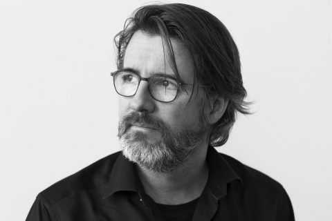 Portait of Olafur Eliasson.