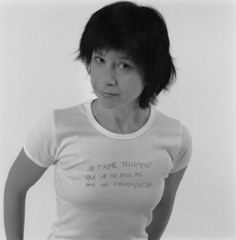 Portait of Sylvie Laliberté.