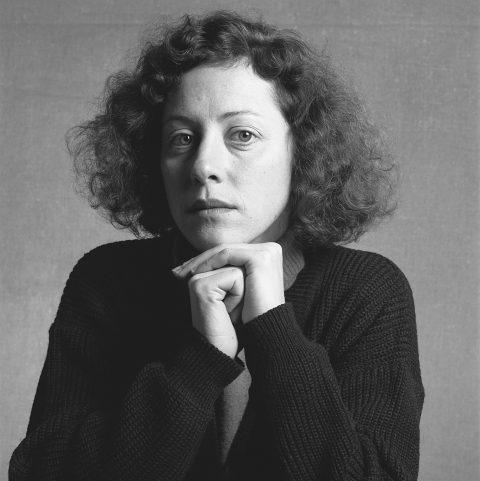 Portait of Barbara Steinman.