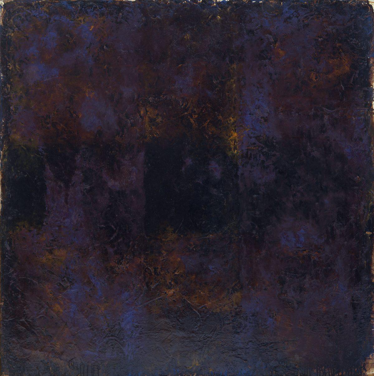 À mauve ouvert, 1963, Jean McEwen, Huile sur toile.