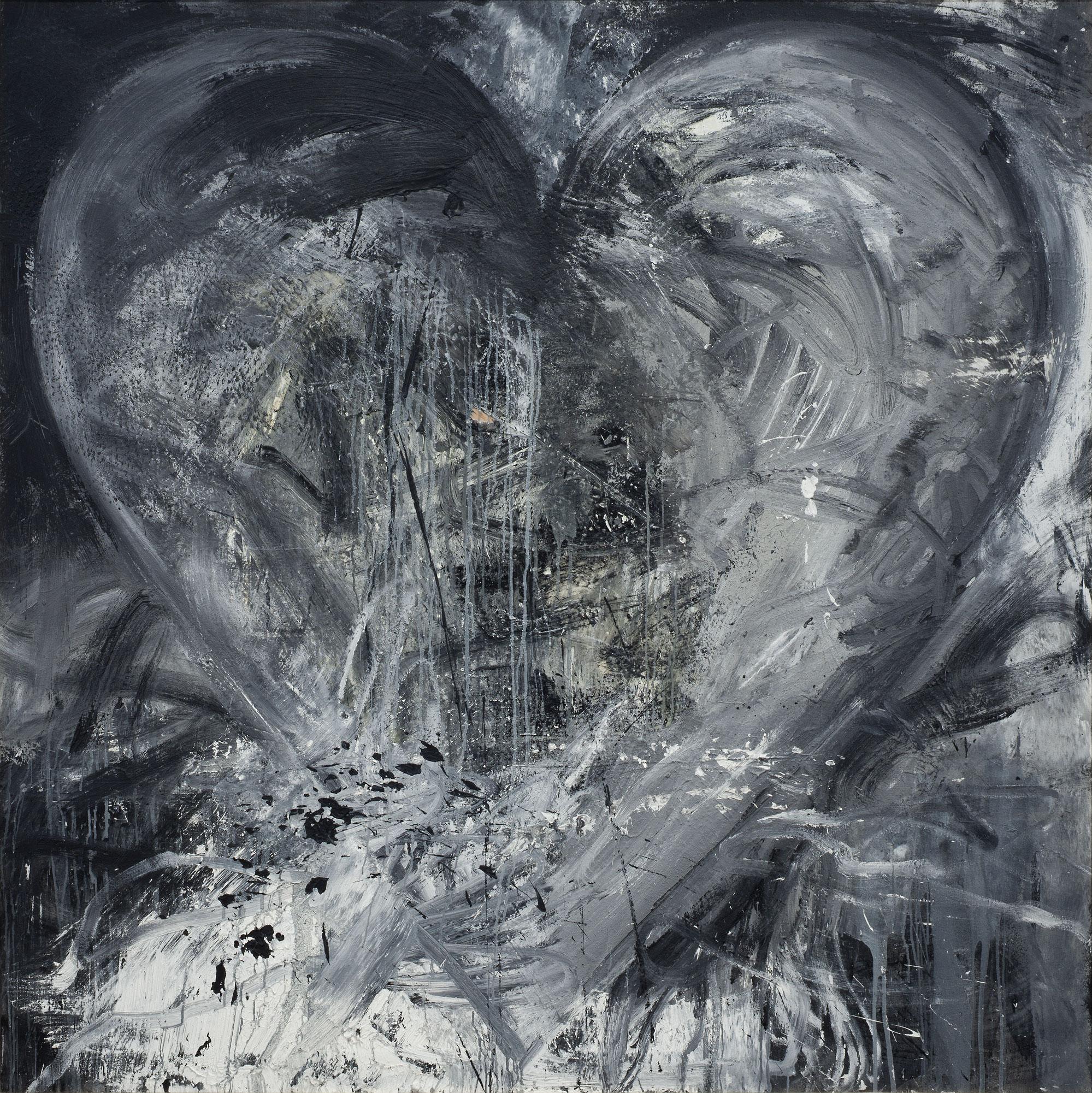 At Smithfield, 1981, Jim Dine, Acrylique sur toile.