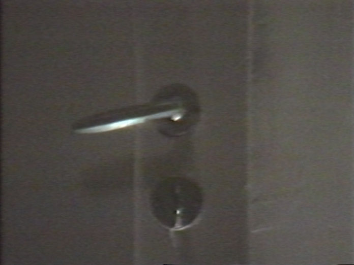 still of The Distance Between Myself and My Losses, 1983, Colour video, sound, 10 min 11 s.
