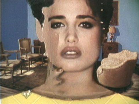 arrêt sur image de Kidnappé, 1984-1988, Thomas Corriveau, Film d'animation 16 mm, couleur, 8 min. 12 sec., son.