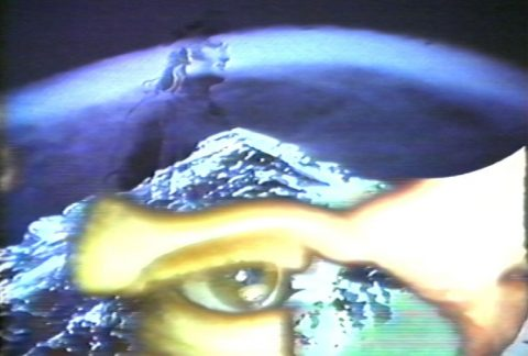 still of The Female Fool, 1985, Colour video, sound, 17 min 30 s.