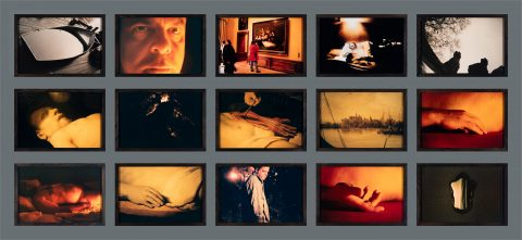 Nicolaas, 1995, 15 chromogenic prints.