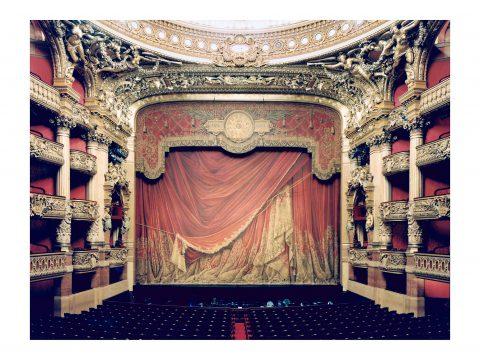 Palais Garnier Paris XXXI, 2005, Candida Höfer, Épreuve à développement chromogène, 3/6.