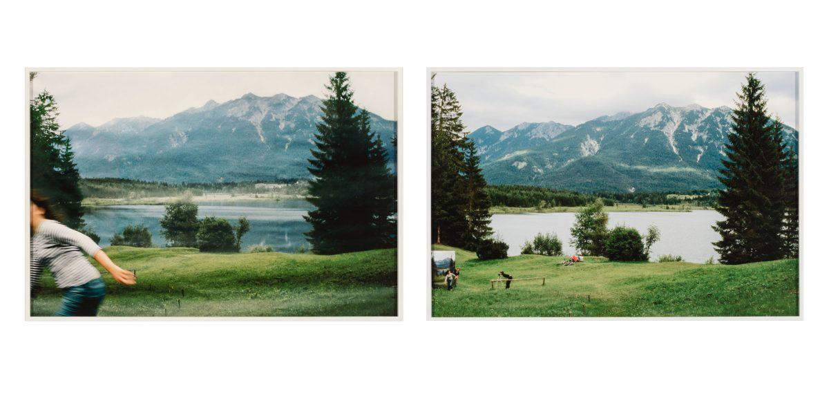Exposure #44, Barmsee, Bavaria, 08.18.06, 4:37p.m., 2006, Barbara Probst, Impression jet d'encre, 5/5.