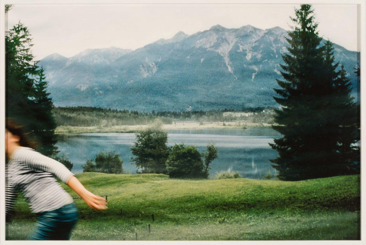détail de Exposure #44, Barmsee, Bavaria, 08.18.06, 4:37p.m., 2006, Barbara Probst, Impression jet d'encre, 5/5.
